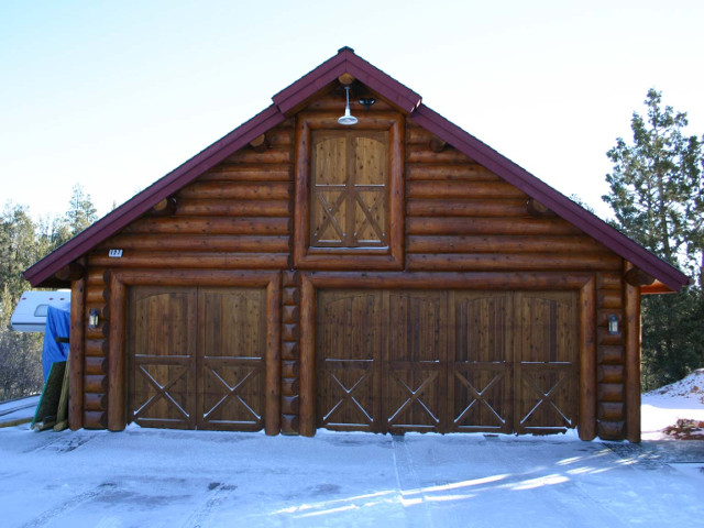 Gold Valley Log Homes Project